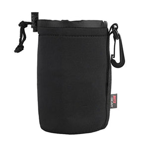 Ritz Gear Medium Neoprene Protective Pouch for DSLR Camera Lenses