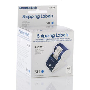 Seiko Instruments Shipping Labels for Smart Label Printers (SLP-SRL) by Seiko Instruments