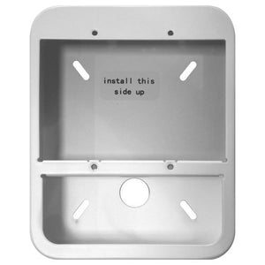 Intrasonic Technology IST I2000 Intercom Patio Station Surface-Mount and Recess Box (I2000-PSB)