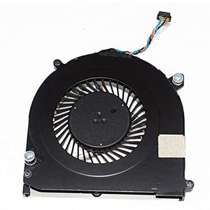 Replacement CPU Cooling Fan for HP 740 745 755 840 850 G1 G2 ZBook 14 Fan Assembly 730792-001