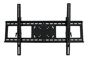 !!WallMountWorld!! Universal Adjustable Tilting Wall Mount Bracket for Vizio E55-E2 E-Series 55 Class Ultra HD TVs - Dual Stud mounting, VESA Compatible, Mounting Hardware Included