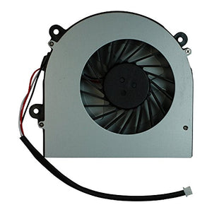 Power4Laptops Replacement Laptop Fan for Hasee K650C, Hasee K660E