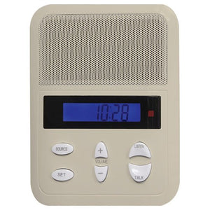 Intrasonic Technology IST I2000 Intercom Room Station, Almond (I2000RA)