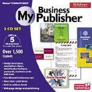 My Software - Business Publisher