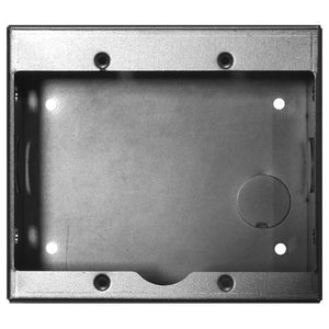Intrasonic Technology IST I2000 Intercom Door Station Metal Recessed Box (IRB)