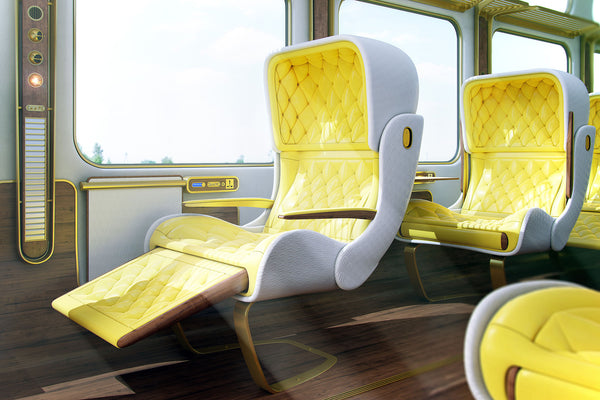 Makeover of the Eurostar
