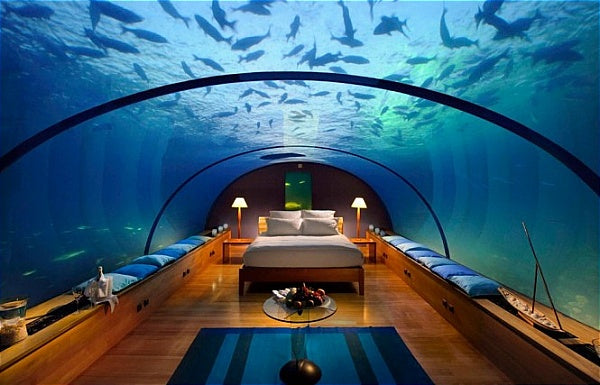 Brilliantly Bizarre Bedrooms!
