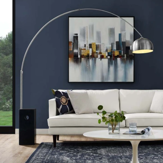 The Arco Lamp and its best combinations