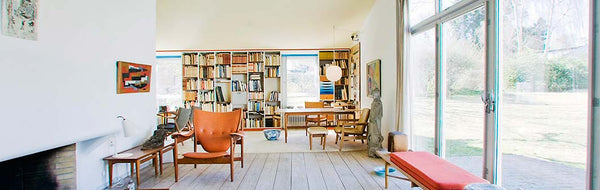 Get a glimpse – Finn Juhl's stylish house