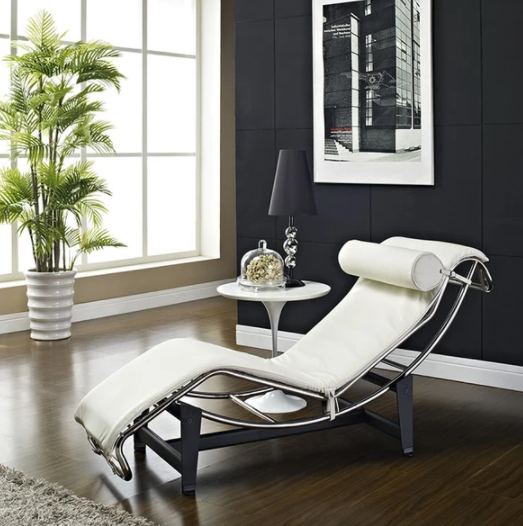 LC4 Chaise Lounge and its best combinations