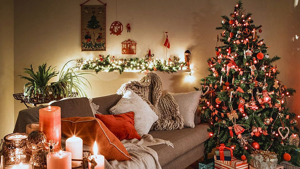 Cosy up for Christmas!