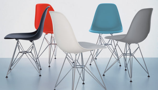 The DSR Chair: Iconic classic from the year of the first London Olympics