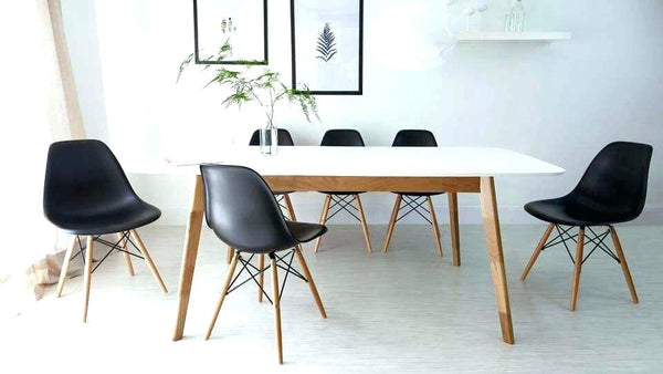 Why You Need Eames Molded Plastic Chairs In Your Dining Room