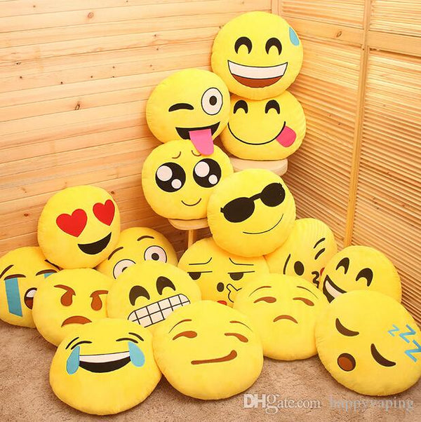 The Fun in Emoji Pillows