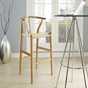 wegner bar stool