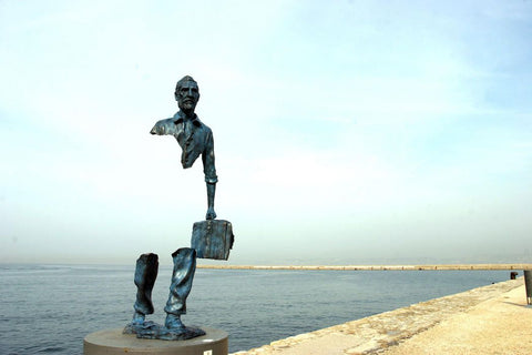 Invisible Bodies, Marseille, France