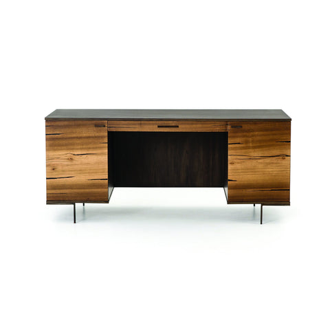 Cuzco Natural Yukas Mid-Century Modern Office Desks