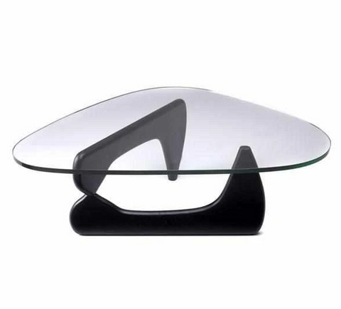 noguchi style coffee table