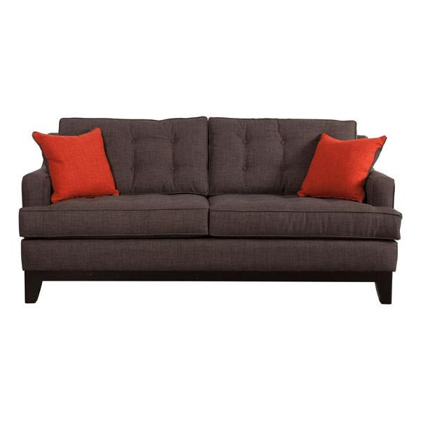 Roscoe Charcoal Sofa - living-essentials