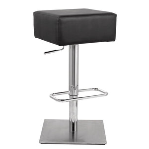 Breezy Bar Stool 30H X 15W 15D / Black Free Shipping