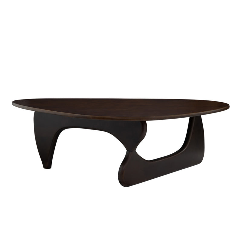 Noguchi Style Wood Coffee Table - living-essentials