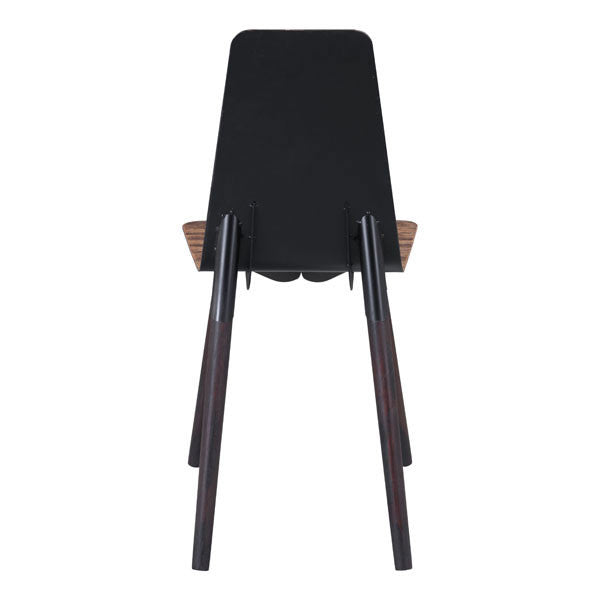 Ignite Distressed Brown Dining Chair - living-essentials