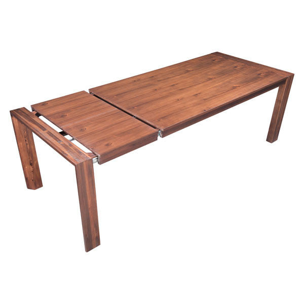 Porter Chestnut Extension Dining Table - living-essentials