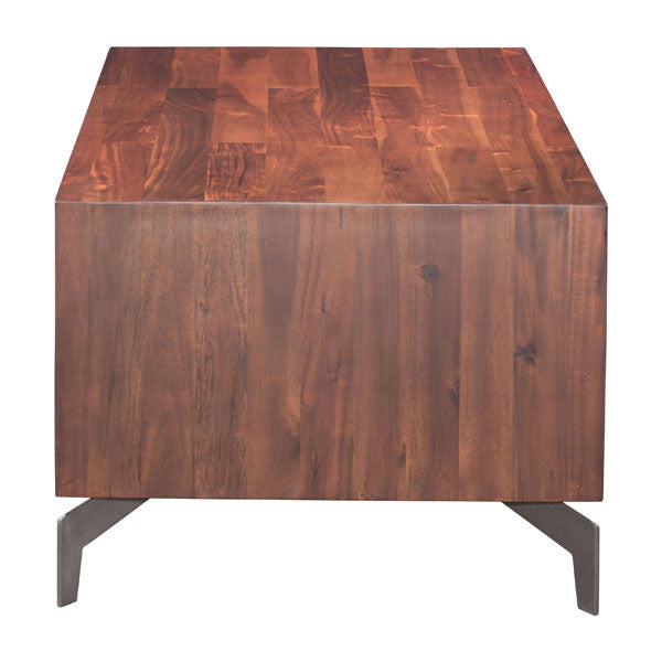 Porter Chestnut Coffee Table - living-essentials