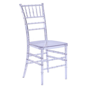 Wendy Transparent Dining Chair Chairs Free Shipping