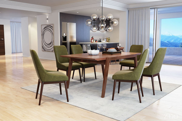 Griffin Walnut Dining Table - living-essentials