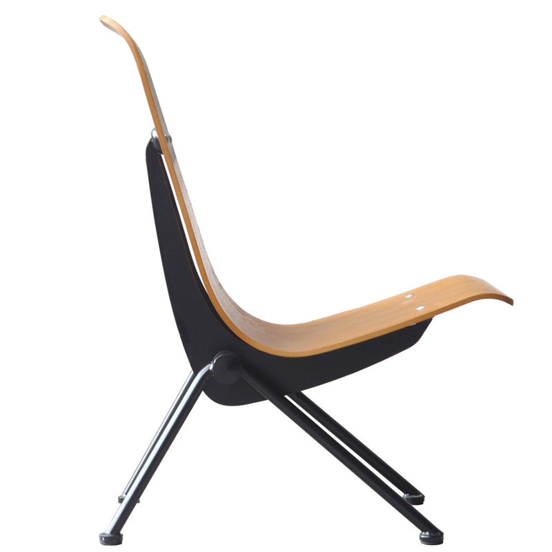 Jean Prouvé Antony Style Lounge Chair - living-essentials