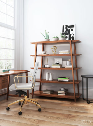 Griffin Walnut Shelf - living-essentials