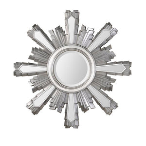 Snowflake Mirror - living-essentials