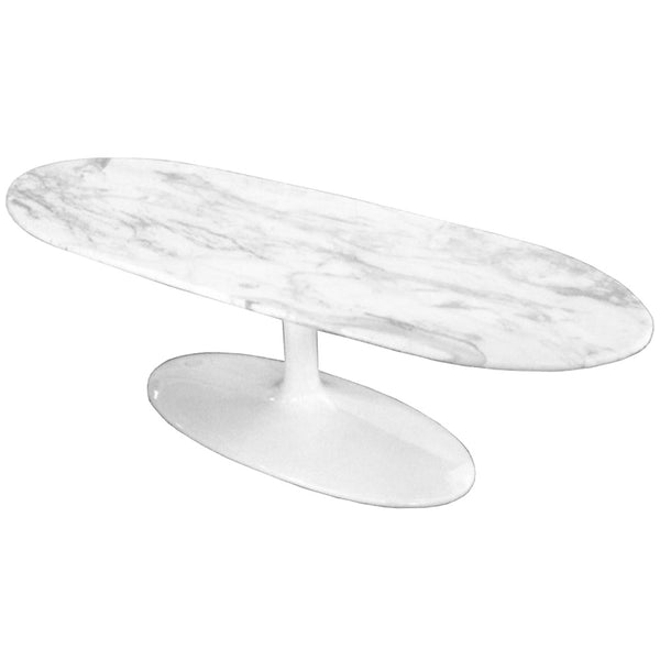 Squire Marble Coffee Table - living-essentials