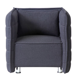 Sofia Wool Lounge Chair - living-essentials