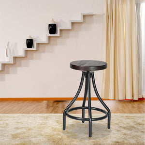 Atlanta Walnut Counter Stool Stools Free Shipping