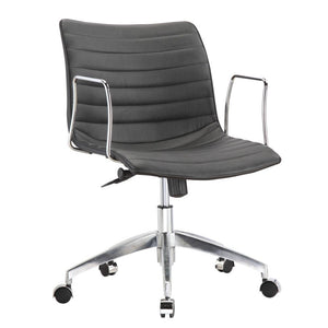 Snug Mid Back Office Chair - living-essentials