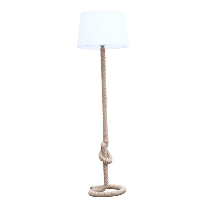 Rope Natural Floor Lamp - living-essentials