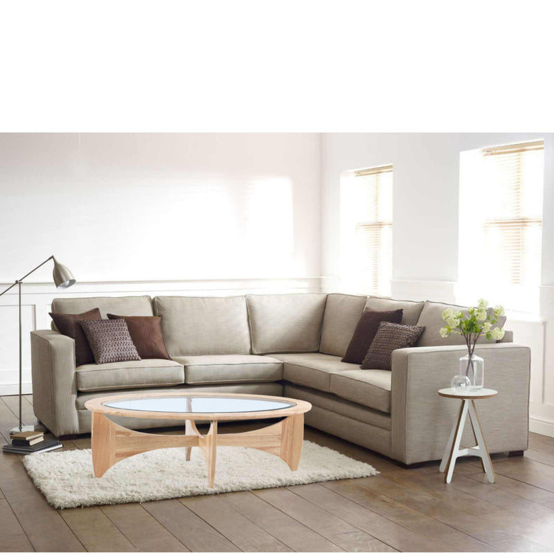 Oprah Natural Coffee Table - living-essentials