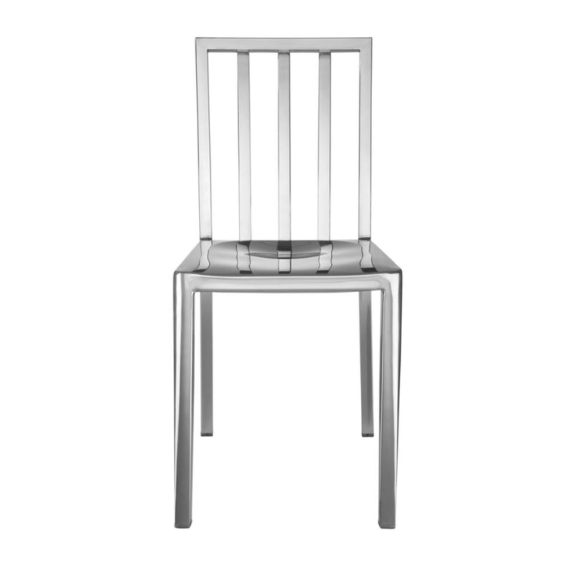 Esmond Steel Dining Side Chair - living-essentials