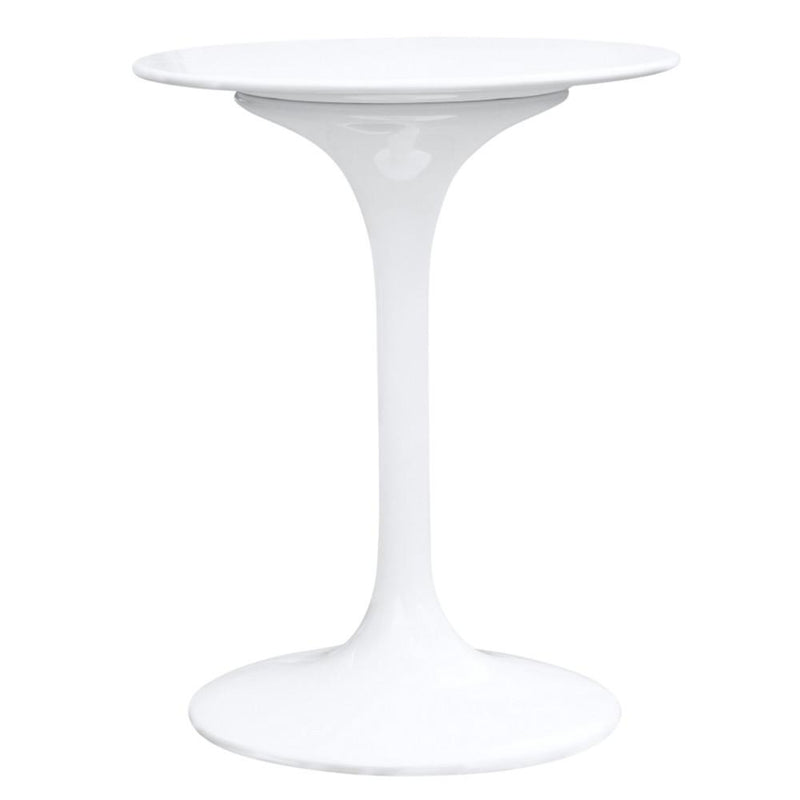 Tulip Style Fiberglass Round Dining Table - living-essentials