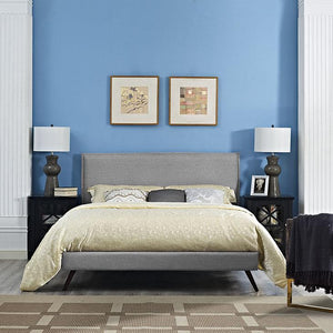Cambrie King Platform Bed - living-essentials