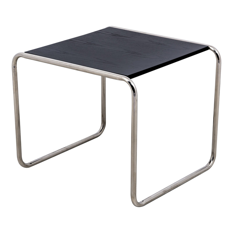 Malcolm Black Side Table - living-essentials