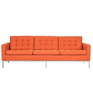 Florence Knoll Style Wool Sofa Sofas Free Shipping
