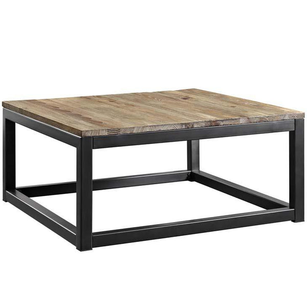 Algiers Industrial Coffee Table - living-essentials
