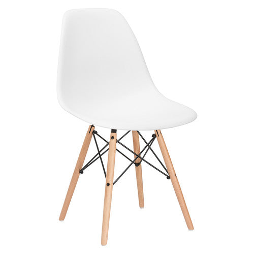 Emfurn DAW Style Natural Dining Chair - living-essentials