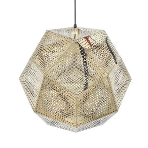 Noble Pendant Light Gold Ceiling Lamps Free Shipping