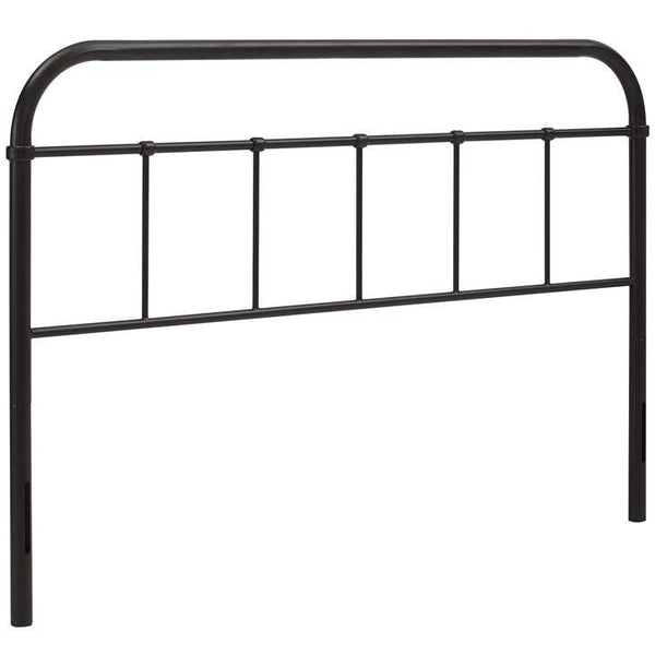 Sedona Queen Steel Headboard - living-essentials