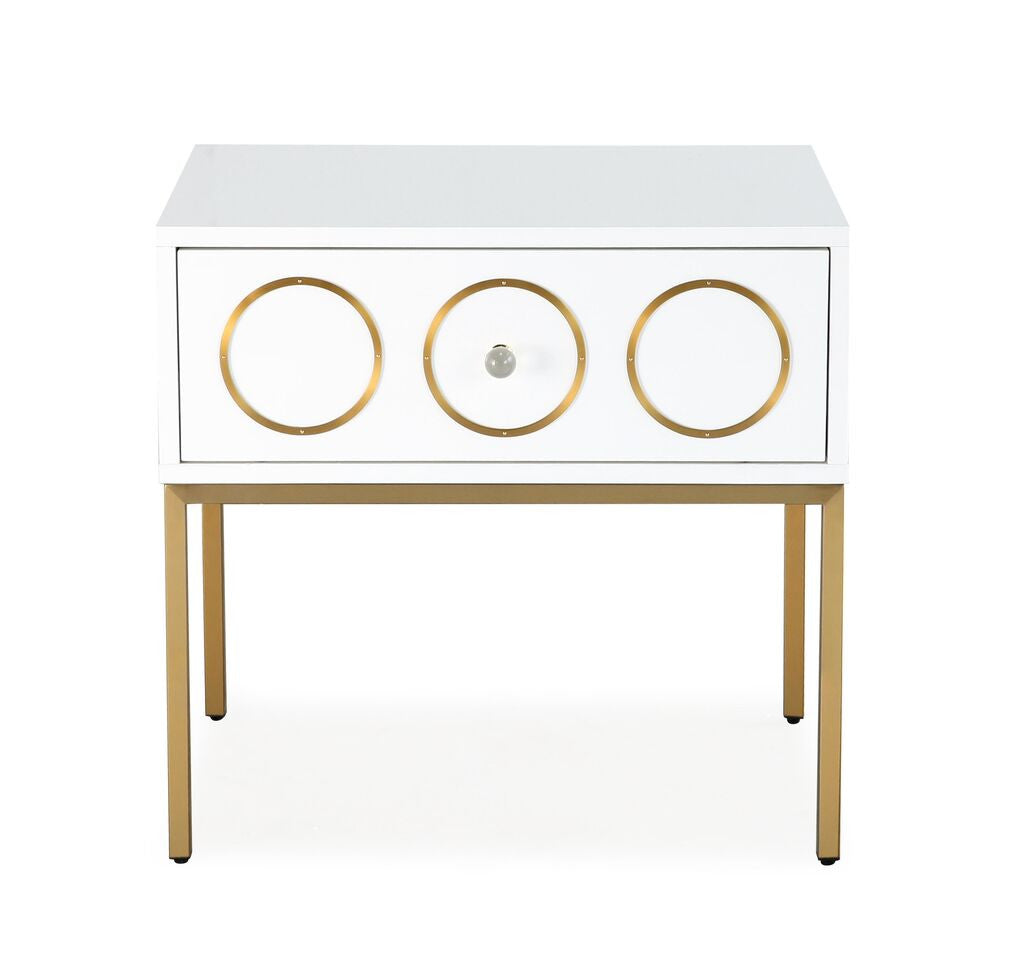 Margaret Hollywood Side Table Free Shipping