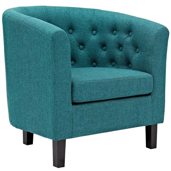 Freya Upholstered Armchair - living-essentials